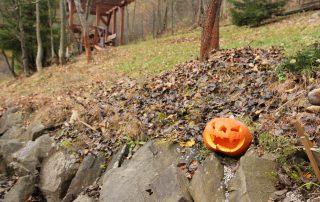 Halloween na horách